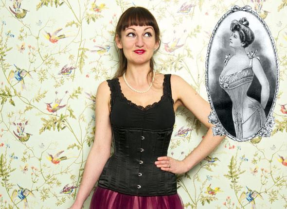 Katy Pearson's corset diary