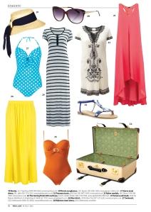 High summer fashion