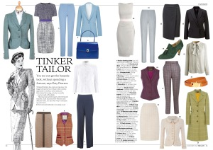 Tailored fashion