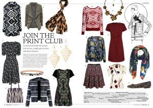 Fashion print