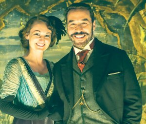 Katy pearson on Mr Selfridge