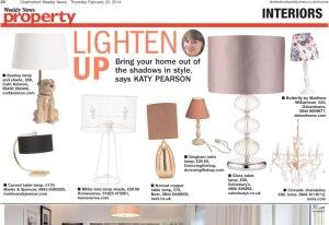 Interiors - Lighten Up