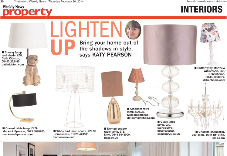 Interiors - Lighten Up