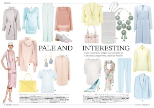 Pale and interesting fashion