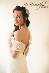 Katy Pearson bridal shoot