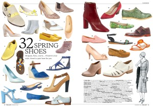 Katy Pearson spring shoes