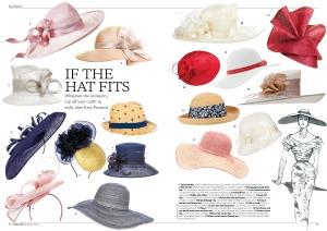 Katy Pearson hats