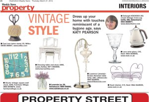 Vintage style - Chelmsford Weekly News