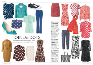 Dotty fashion