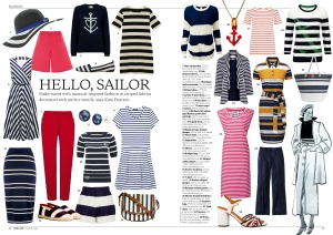 Nautical fashion