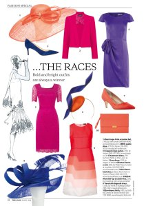 Fashion by Katy Pearson - the races