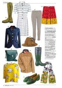 Katy Pearson Country fashion