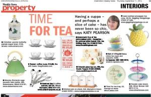 Katy Pearson teatime