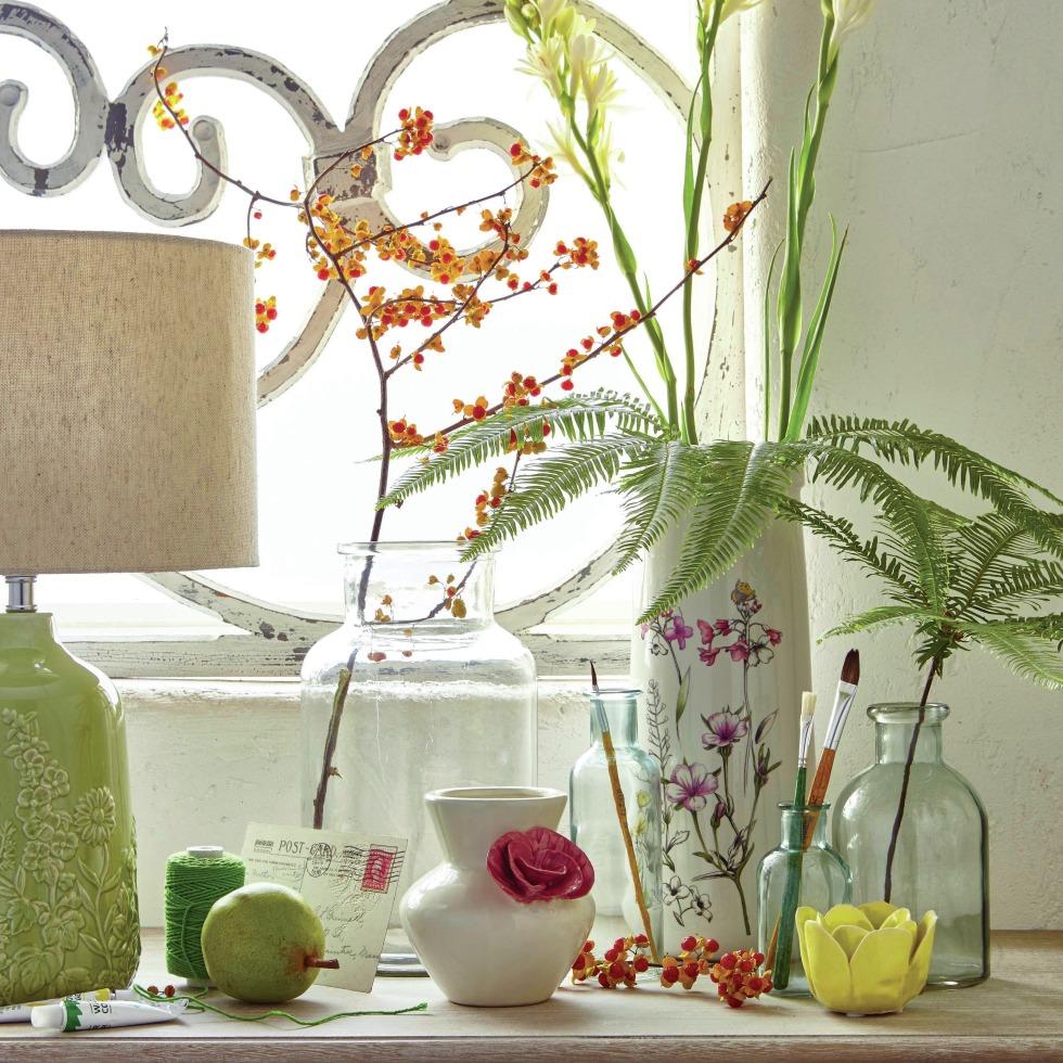 Dunelm vases