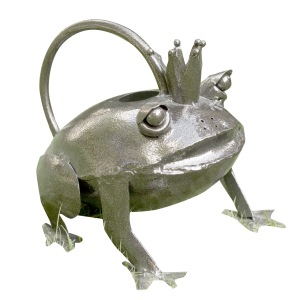Frog Prince Watering Can