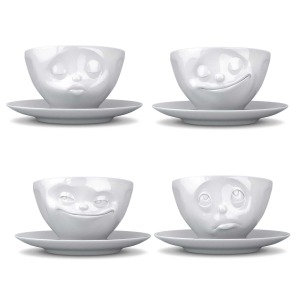 Tassen face cups