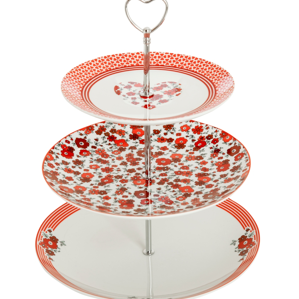 At Home with Ashley Thomas cake stand, £30