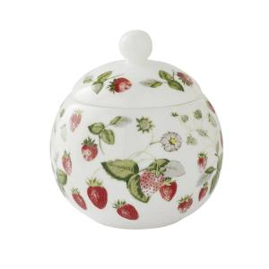 RHS Strawberry Sugar Bowl