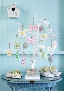 Easter decorations Katy Pearson