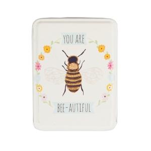 Bee-autiful tin Katy Pearson