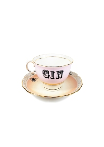 Gin in a teacup, £34