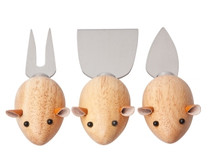 Cheese Knives Mice, £14.99
