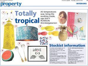 The Thurrock Gazette, Katy Pearson