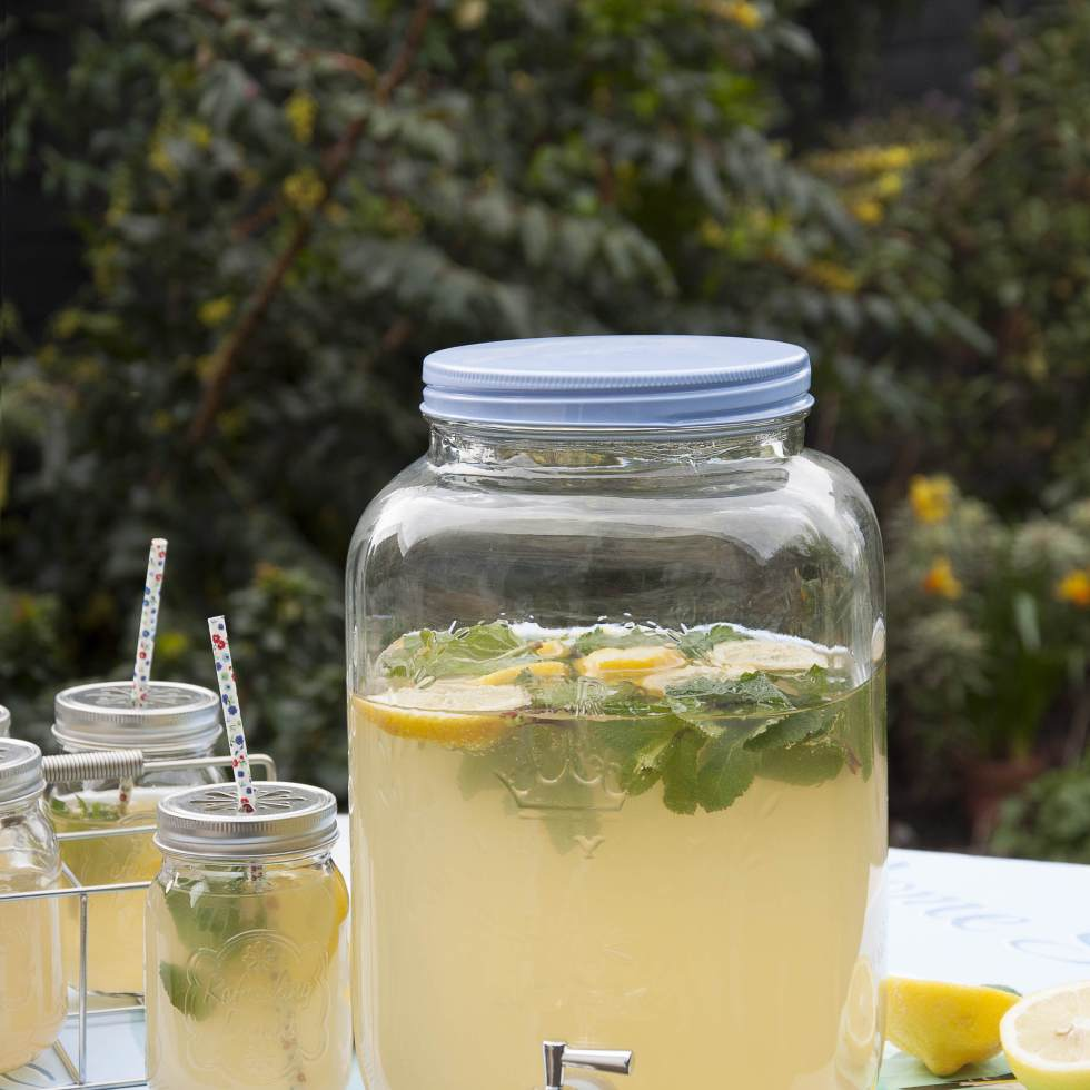 Lemonade drinks dispenser, Dotcomgiftshop, Katy Pearson