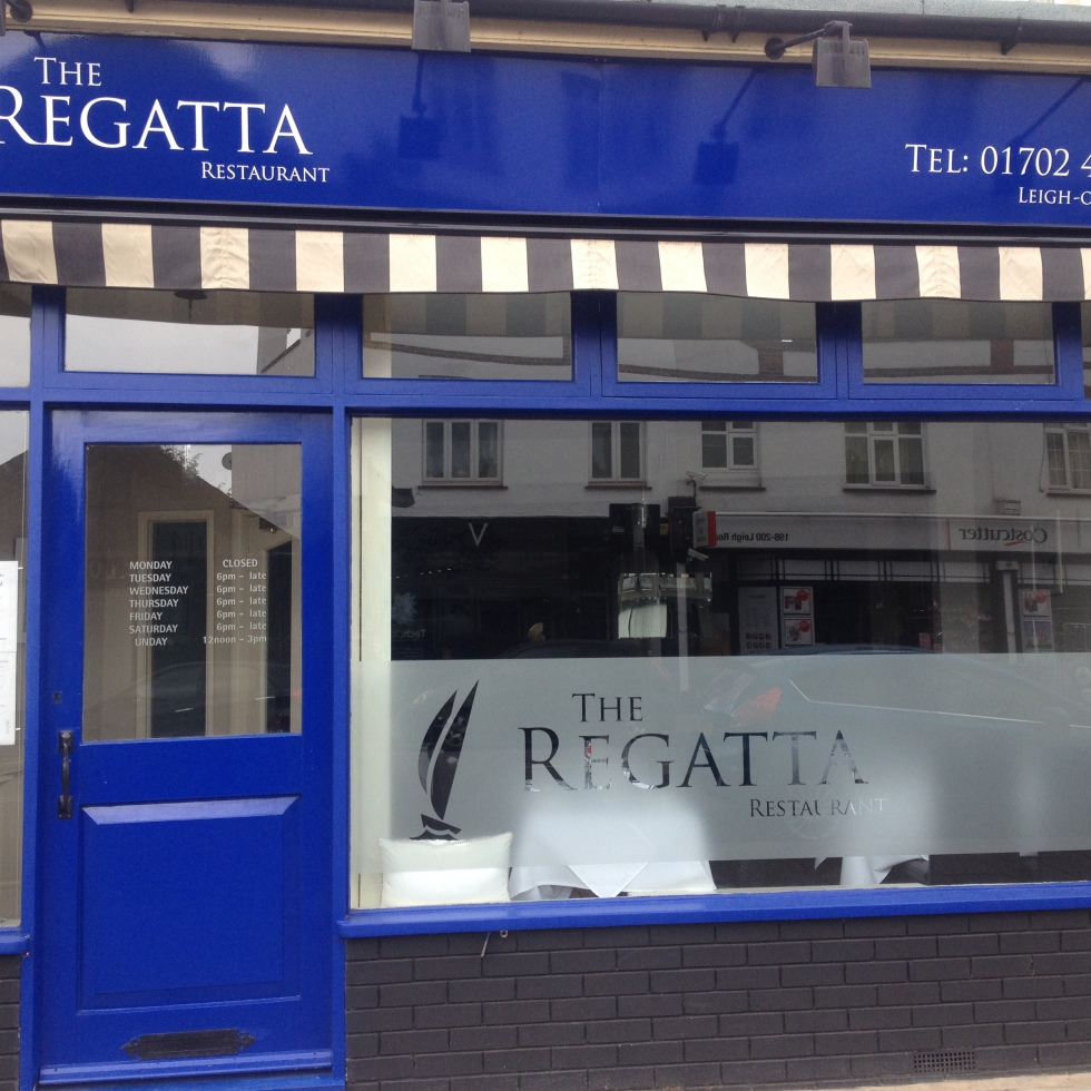 The Regatta, Leigh-on-Sea, Katy Pearson