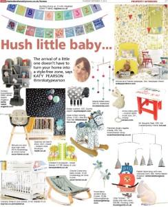Chelmsford Weekly News, Katy Pearson, nursery