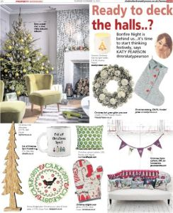 Chelmsford Weekly News, Katy Pearson, interiors