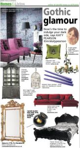 The Daily Gazette, Katy Pearson, interiors