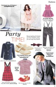 Life and Home in Essex magazine, Katy Pearson, fashion