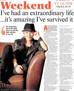 The Echo newspaper, interview, Katy Pearson, Essex