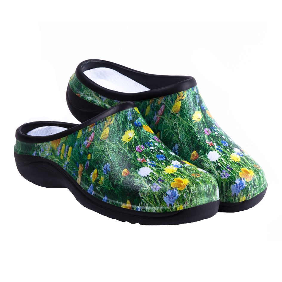Meadow shoes, £20, Backdoorshoes