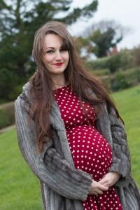 Katy Pearson - pregnant
