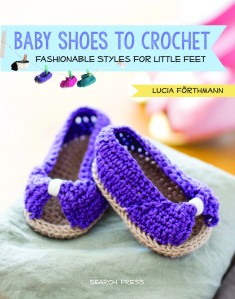 Baby Shoes to Crochet