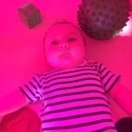 Sonny Jim, sensory room