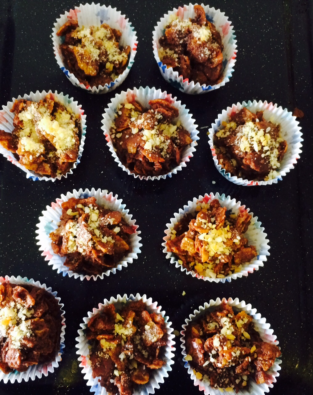 recipe no fuss crackling cakes for fireworks night what katy did uk