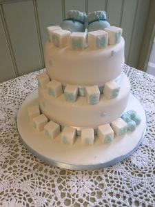 Parteaz cakes, Essex, Southend, christening cakes