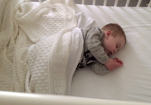 Katy Pearson, Sonny Jim, sleeping