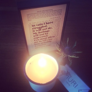 MURI candle