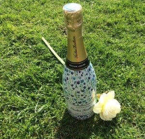 Katy Pearson, limited edition, Champagne