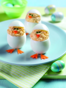 Katy Pearson, British Lion Eggs, Easter, recipe