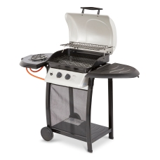 Laguna 2 burner gas barbecue, £90, B&Q