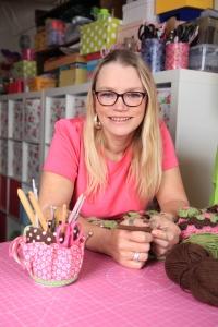 Claire Mackaness, crochet, #whatkatydid