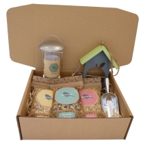Bird feeder gift box, Boxwild, #whatkatydid, Katy Pearson
