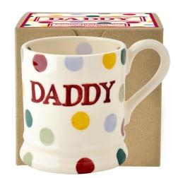 Polka dot Daddy mug, Emma Bridgewater, #whatkatydid, Katy Pearson