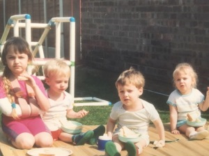 Katy Pearson, triplets, #whatkatydidUK
