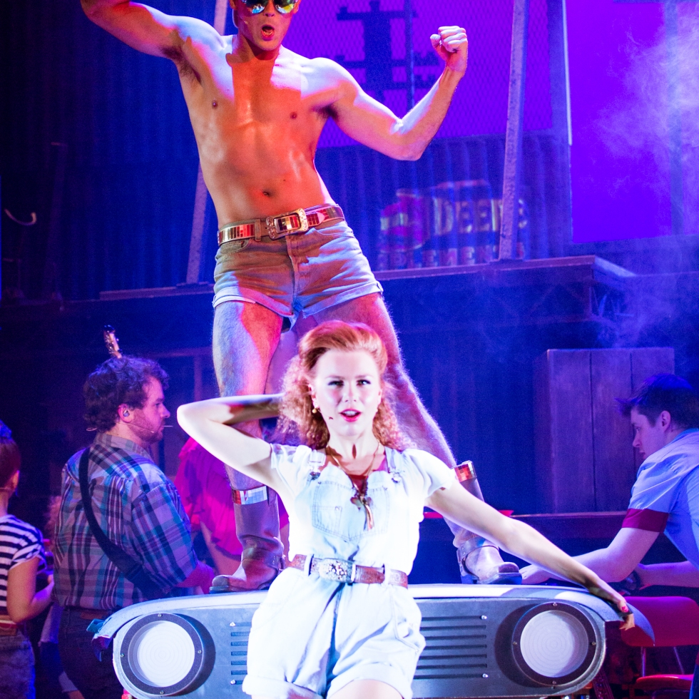 Gareth Gates, Katy Pearson, Footloose, #whatkatydidUK